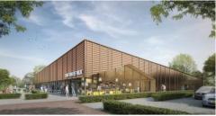 Nieuwe wijk- en sportvoorziening in Pernis in opdracht