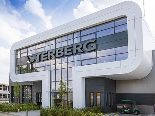 Nieuwbouw Terberg Techniek en Terberg Matec in opdracht