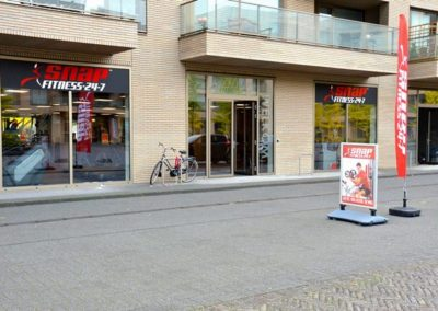Snap fitnes Tilburg