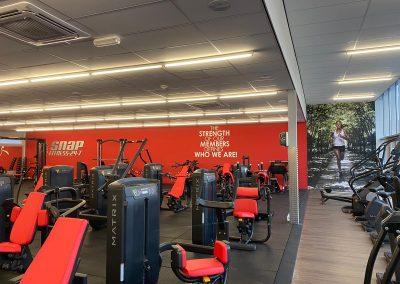 Snap fitness Ijmuiden